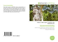 Bookcover of Governmentality