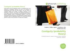Buchcover von Contiguity (probability theory)