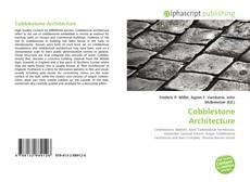 Couverture de Cobblestone Architecture