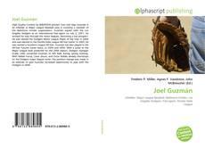 Joel Guzmán kitap kapağı