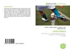 Buchcover von Jaime Peters