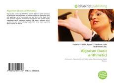 Algorism (basic arithmetic) kitap kapağı
