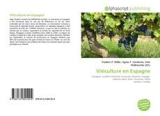 Portada del libro de Viticulture en Espagne