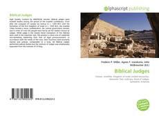 Borítókép a  Biblical Judges - hoz