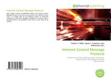 Bookcover of Internet Control Message Protocol