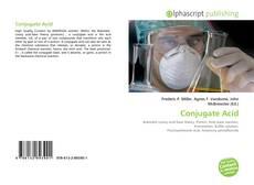 Bookcover of Conjugate Acid
