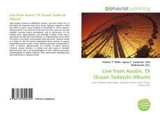 Capa do livro de Live from Austin, TX (Susan Tedeschi Album)