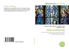 Borítókép a  Major archbishop - hoz