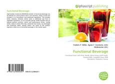 Capa do livro de Functional Beverage
