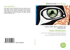 Capa do livro de Isaac Deutscher