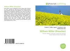 William Miller (Preacher) kitap kapağı