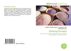 Bookcover of Ellsberg Paradox
