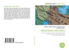 Bookcover of Abdul Sattar Abu Risha