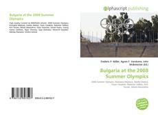 Portada del libro de Bulgaria at the 2008 Summer Olympics