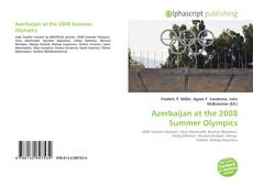 Portada del libro de Azerbaijan at the 2008 Summer Olympics