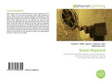 Susan Hayward kitap kapağı