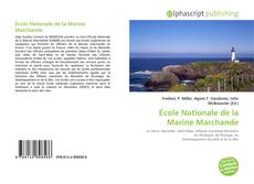École Nationale de la Marine Marchande kitap kapağı
