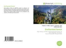 Capa do livro de Enchanted forest