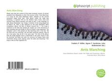 Bookcover of Ants Marching