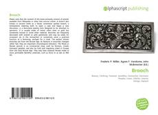 Bookcover of Brooch