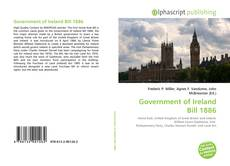 Government of Ireland Bill 1886 kitap kapağı