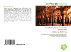 Bookcover of Kansu Braves