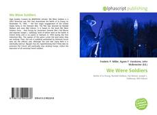 Bookcover of We Were Soldiers