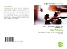 Buchcover von Dar Williams