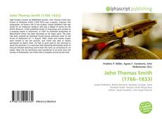 John Thomas Smith (1766–1833) kitap kapağı