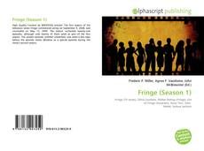 Bookcover of Fringe (Season 1)