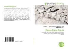Обложка Homo Rudolfensis