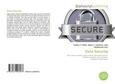 Bookcover of Data Security
