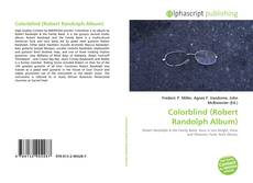 Bookcover of Colorblind (Robert Randolph Album)