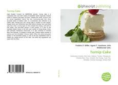 Capa do livro de Turnip Cake