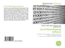 Bookcover of List of Mind Mapping Software