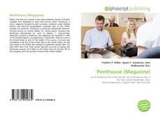 Обложка Penthouse (Magazine)