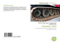 Caterpillar 930G kitap kapağı