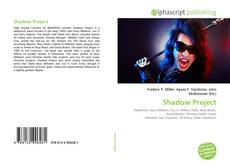 Bookcover of Shadow Project