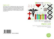 Bookcover of Alginic acid