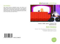 Bookcover of Ami Dolenz