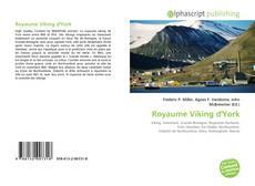 Buchcover von Royaume Viking d'York