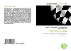 2001 Clipsal 500 kitap kapağı