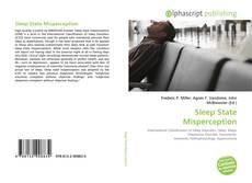 Sleep State Misperception kitap kapağı
