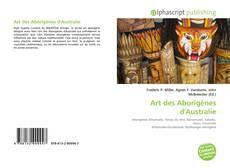 Bookcover of Art des Aborigènes d'Australie