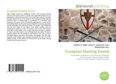 Copertina di European Dueling Sword