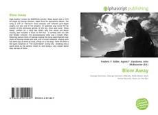 Bookcover of Blow Away