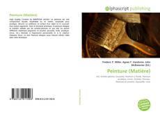 Peinture (Matière)的封面