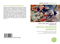 Bank for International Settlements的封面