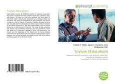 Portada del libro de Trivium (Education)