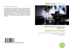 Copertina di Anémie Pernicieuse
